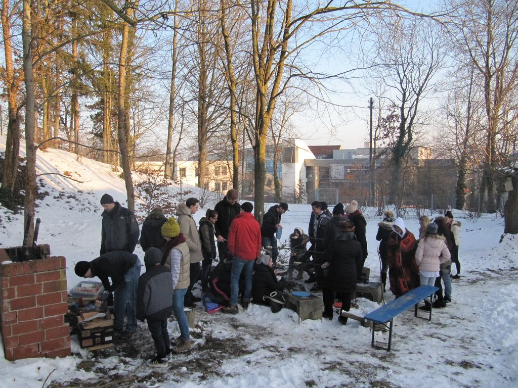 Rotaract Wintergrillen 2015